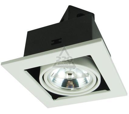 Светильник встраиваемый ARTE LAMP TECHNIKA A5930PL-1WH