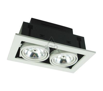 Светильник встраиваемый ARTE LAMP TECHNIKA A5930PL-2WH