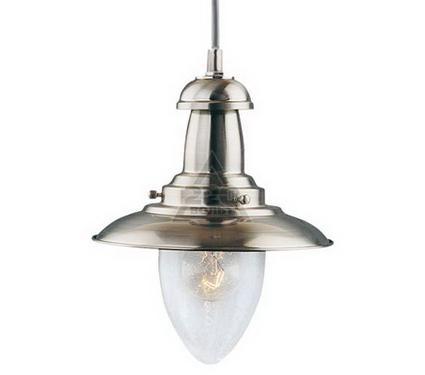 Светильник подвесной ARTE LAMP FISHERMAN A5518SP-1SS