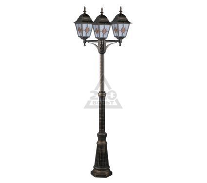 Светильник уличный ARTE LAMP BERLIN A1017PA-3BN