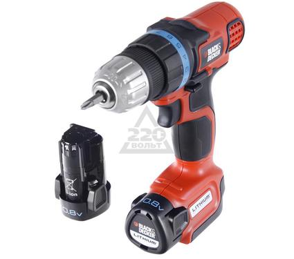 �������������� �����-���������� BLACK & DECKER EGBL108KB