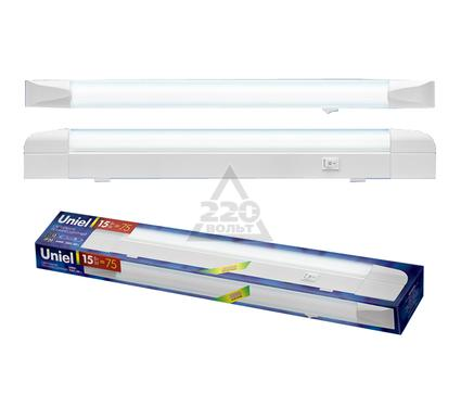 Светильник UNIEL ULL-06MC-T8-E-15W1-6400-SL