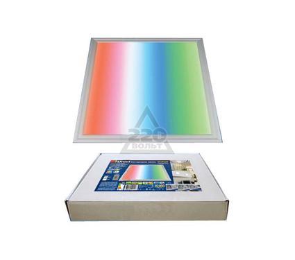 Светильник UNIEL ULP-3030-18/RGB/RC SILVER
