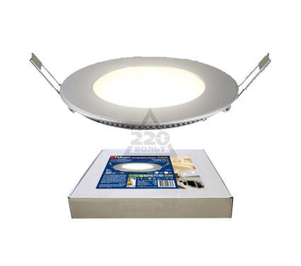 Светильник UNIEL ULP-R120-06/WW SILVER