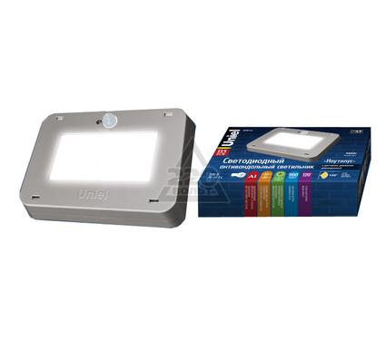 Светильник UNIEL ULT-V31-13,5W/NW SENSOR IP65 SILVER