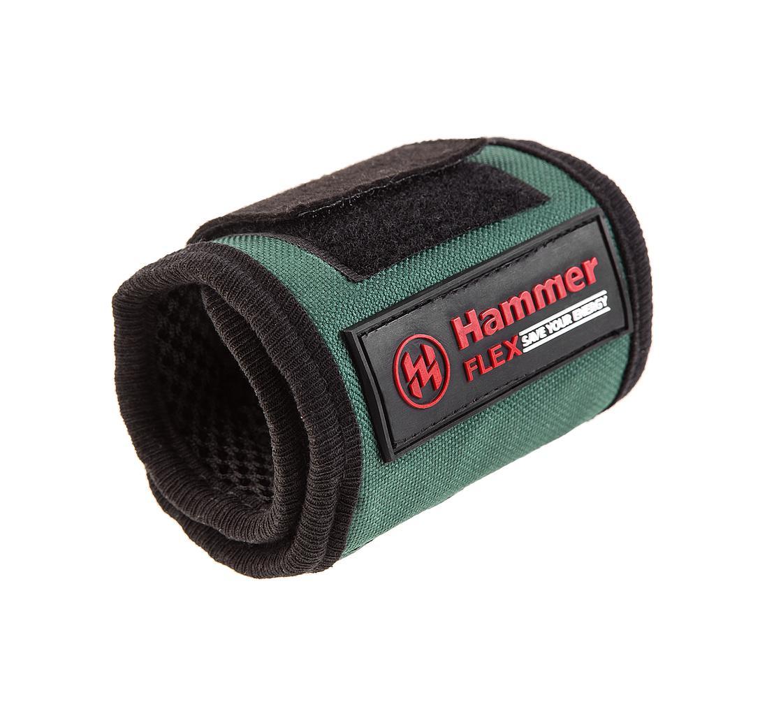 Браслет магнитный HAMMER Hammer Flex 230-013 строительный средний