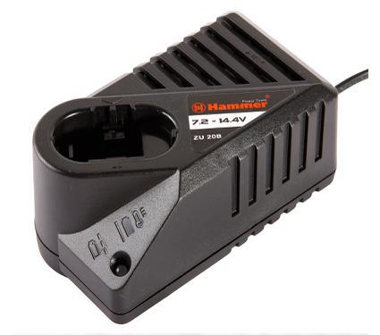 Зарядное устройство HAMMER ZU 20B для аккумуляторов BOSCH