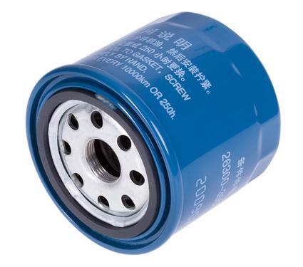 Фильтр HAMMER Фильтр  масляный двигателя (KD388-09300) GND150EC, GND180EC3