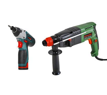 �����: ����� �������������� HAMMER Flex ACD120LE + ���������� Hammer Flex PRT650A
