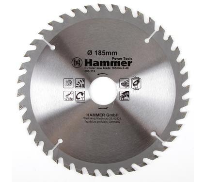 ���� ������� �������������� HAMMER CSB WD 185��*40*30/20��