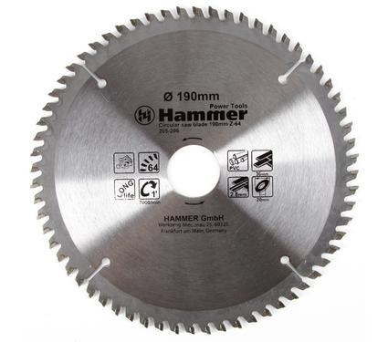 ���� ������� �������������� HAMMER CSB PL 190��*64*30/20��