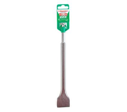 Зубило HAMMER DR CH SDS-plus shank spade 40*250mm  плоское