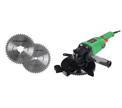 �����: ���� ����������� HAMMER Flex CRP1500 + ����� ������ Hammer Flex 206-161