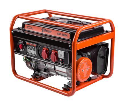 Бензиновый генератор WESTER GNB2800A