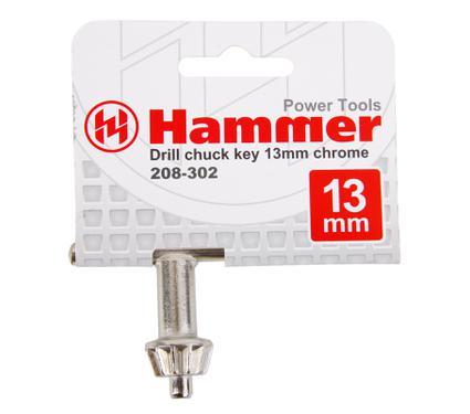 Ключ HAMMER CH-key 13MM  для патрона 13 мм