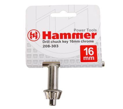 Ключ HAMMER CH-key 16MM  для патрона 16 мм