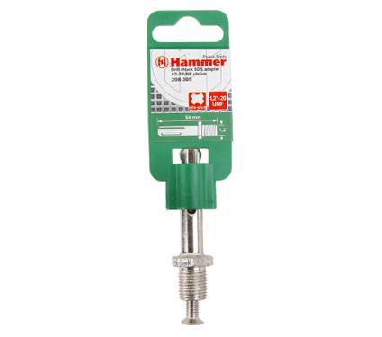 """Переходник HAMMER CH-SDS adapter 1/2-20UNF  SDS+ -> патрон 1/2"""""""