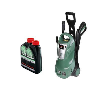 Набор: Мойка высокого давления HAMMER Flex MVD1600 +  Шампунь для бесконтактной мойки Hammer Flex 501-014 1,0 л (2шт.)