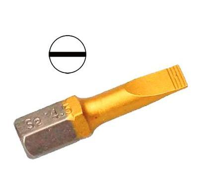 Бита HAMMER PB SL-0,6*4,5 50mm (1pc)