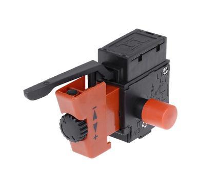 Выключатель HAMMER A02-10 (4)A 250V 5E4