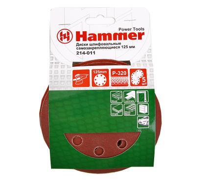 ���� �������� HAMMER 125 �� 8 ���. � 320