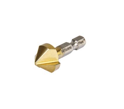 Сверло по металлу HAMMER 228-002 DR CS 16.5 мм