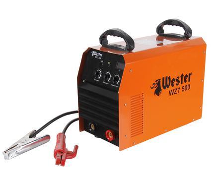 Сварочный инвертор WESTER WZ7 500