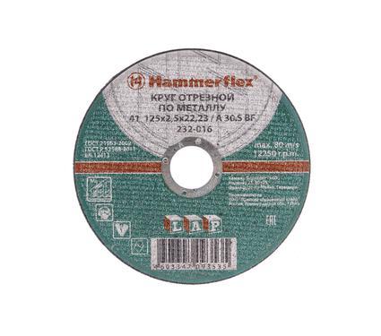 ���� �������� HAMMER 232-016 125 x 2.5 x 22