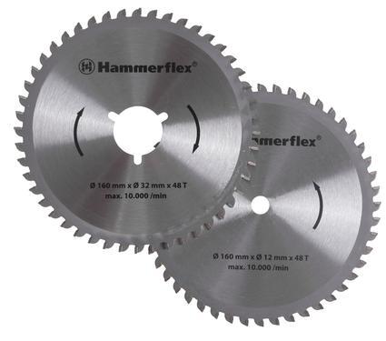 Круг пильный твердосплавный HAMMER 206-161