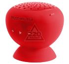 Портативная Bluetooth-колонка PROMATE Globo RD