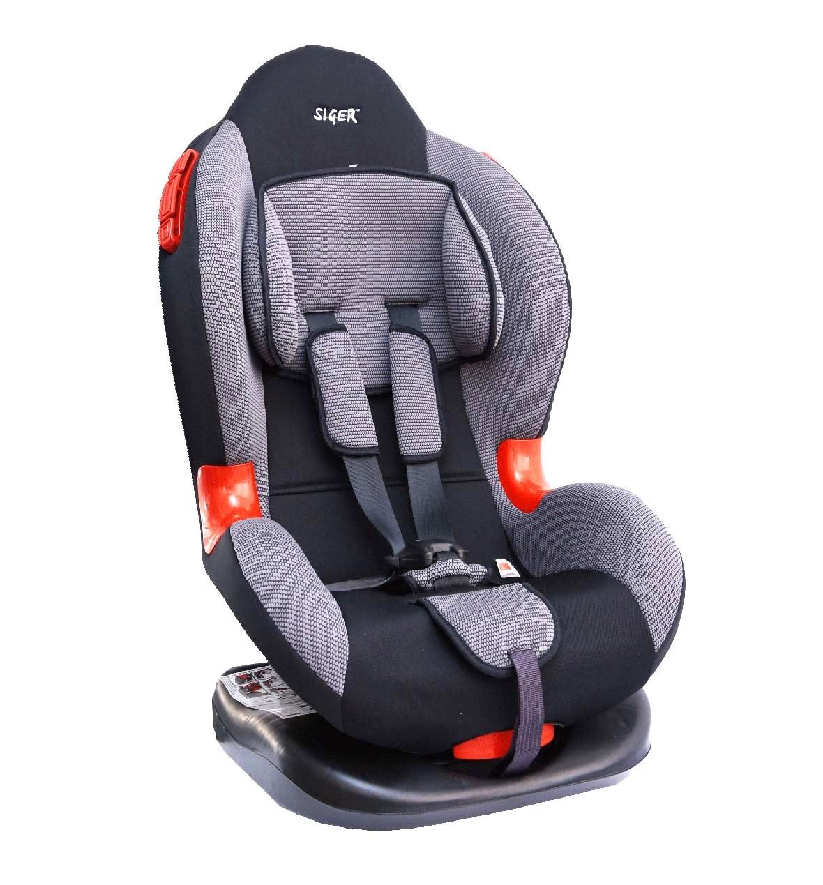 Детское автомобильное кресло Siger